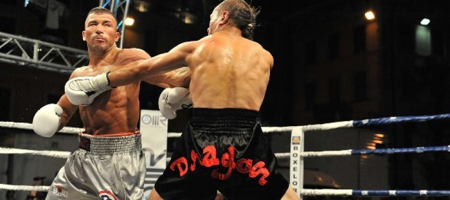 Samuele Esposito torna sul ring per il titolo europeo dei superleggeri