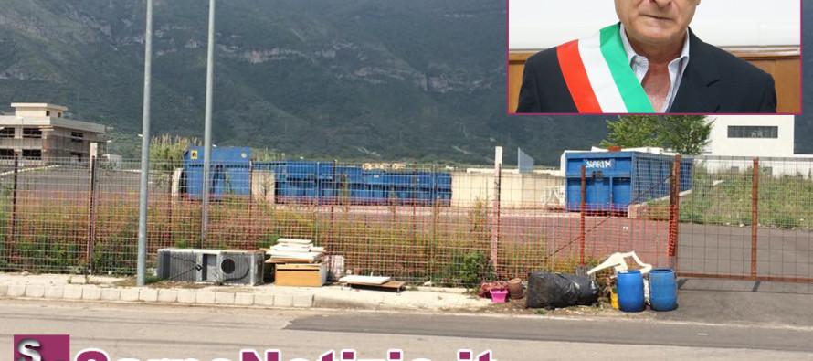 Scarichi illeciti dall'isola ecologica nel Fiume Sarno, Canfora sospetta sabotaggio