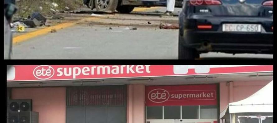 Rapina e sparatoria al supermercato, Antonio cerca l'uomo che lo ha soccorso in strada