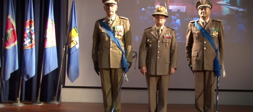 Cambio al vertice del 2° Comando delle Forze di Difesa