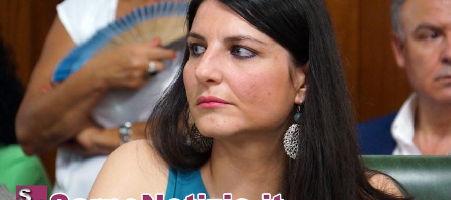 L'assessore al commercio, Ivana Duca, pronta alle dimissioni