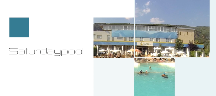 YouEvent al Saturdaypool – Appuntamento 12 luglio 2015 | IL VIDEO