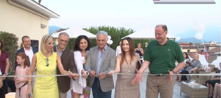 VIDEO | Albergo per anziani Santa Rita, inaugurato il Centro Polifunzionale tra attività e corsi