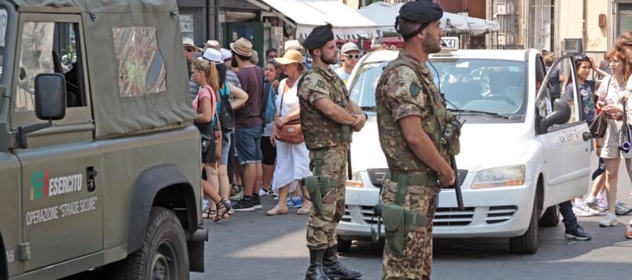 """Esercito: operazione """"Strade Sicure"""", cambio al vertice del Raggruppamento Campania."""