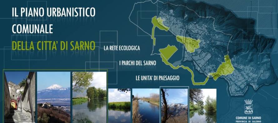"""Al PUC di Sarno va il """"Premio Urbanistica"""""""