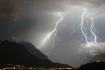 Allerta meteo in Campania.  Torna la pioggia