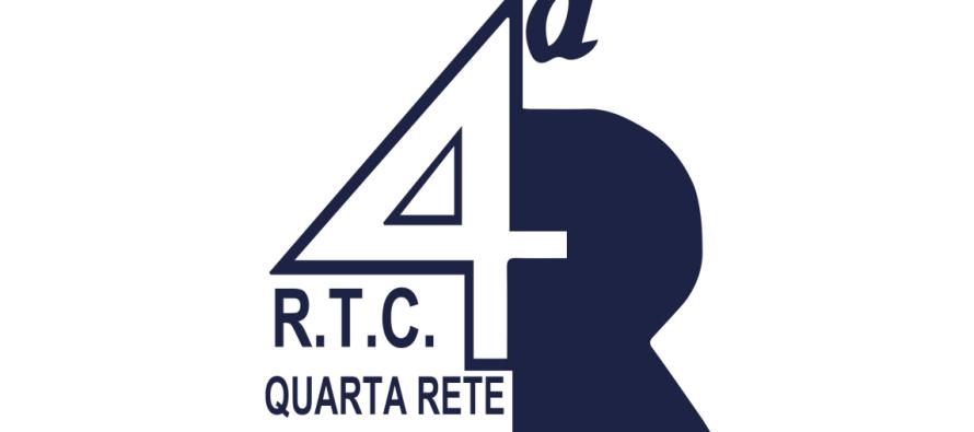 Ecco la nuova RTC Quarta Rete. Seguici sul canale 654 finalmente si parte