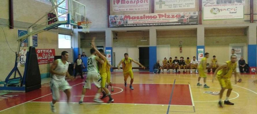 Lars nuova pallacanestro Sarno, esordio vincente in casa