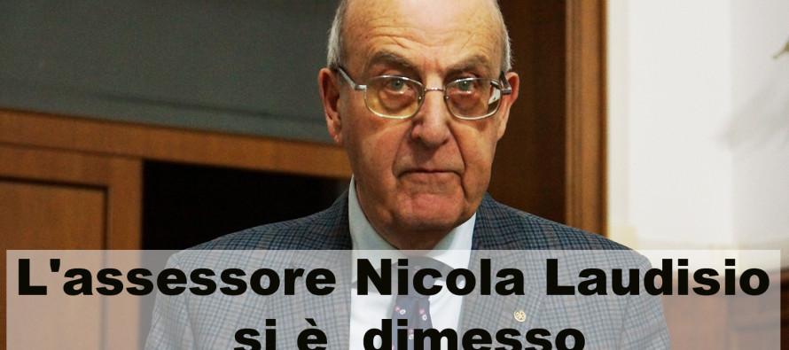 Contrasti in maggioranza: l'assessore  Nicola Laudisio si dimette