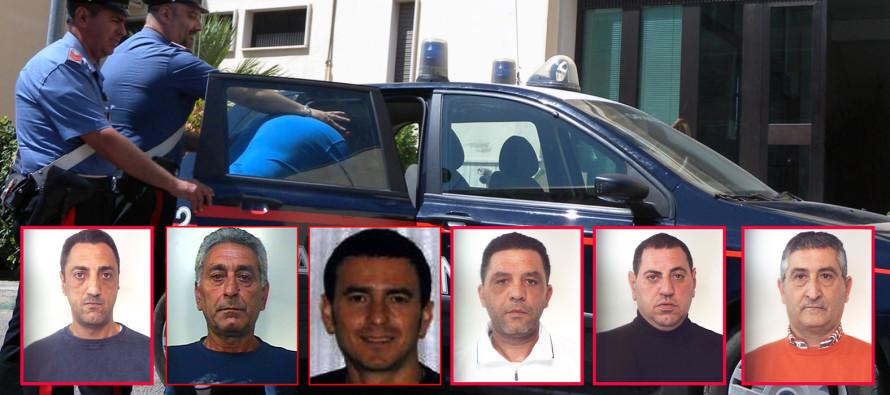 Vivevano di rapine: arresti tra Sarno e Napoli