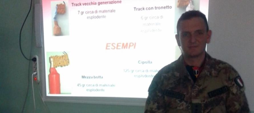 Botti di fine anno: artificieri dell'Esercito nelle scuole per prevenire incidenti