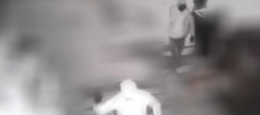 Raffica di furti a Foce, ladri ripresi da telecamere private