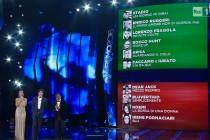Sanremo 2016 – la classifica della prima serata