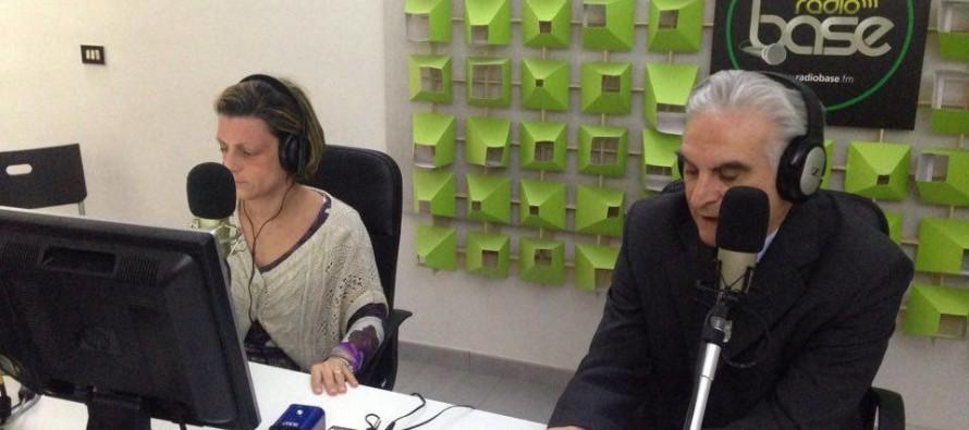 Il Presidente della Provincia di Salerno a Radio Base