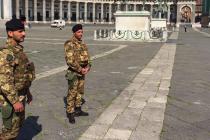 Emergenza criminalità a Napoli, arrivano 250 militari nelle zone a rischio