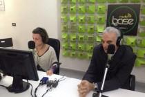 Canfora a #RadioBase parla di rissa sfiorata in consiglio, scarichi nel fiume, edilizia scolastica…