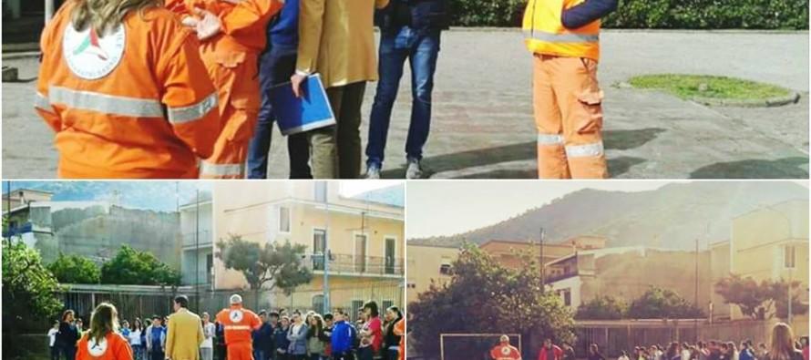 Scuola sicura: simulazioni insieme alla Protezione Civile