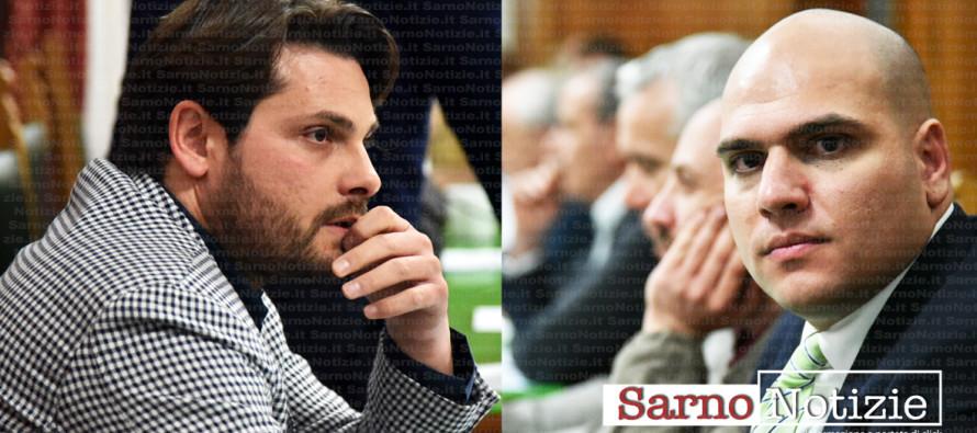 Salvatore De Vivo e Giuseppe Agovino nella consulta Anci