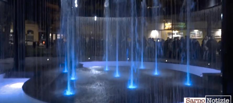 Assurdo…è accaduto alla nuova fontana di Piazza Marconi