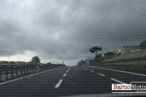 Campania, temperature in calo: ancora piogge