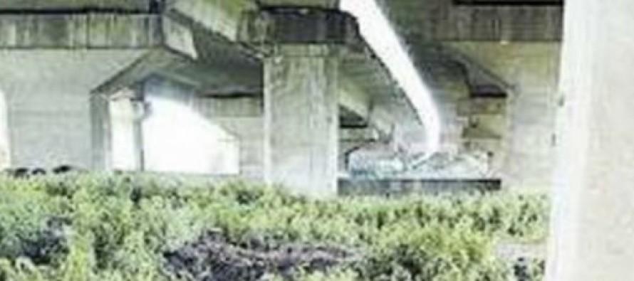 Materiale radioattivo nel cemento dell'autostrada A30. Si indaga