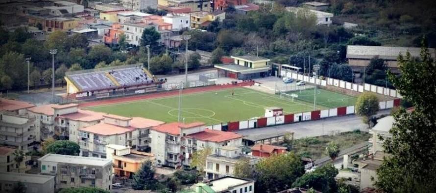 """Vandali in azione allo stadio """"Felice Squitieri"""""""