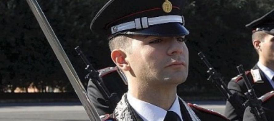 È il più giovane comandante dei Carabinieri di Italia: Davide Acquaviva, 27 anni. Sarà al comando della Compagnia Carabinieri di Sala Consiliare. A lui il pensiero del Ministro della Difesa, Roberta Pinotti.