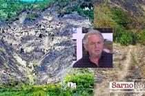 """Incendio montagna, il geologo Ortolani spiega: """"Possibili frane, ma tutto finirebbe nelle vasche"""""""