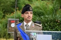 Esercito Italiano: Tenente colonnello dell'agro, comandante a Napoli. È  lo scafatese Izzo