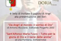 Alfonso Maria Fusco, il santo angrese raccontato in due libri. Domani la presentazione