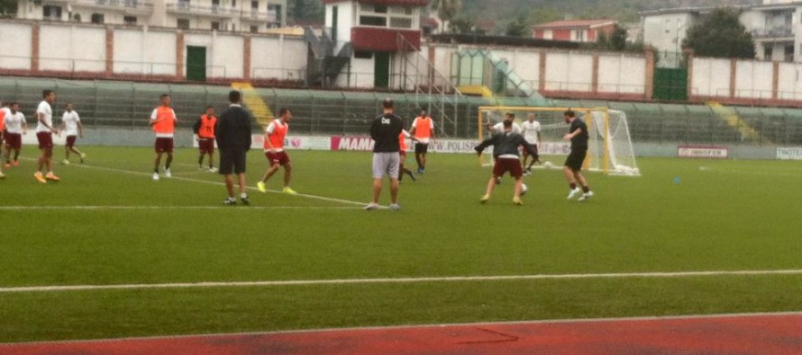La Sarnese alla prova trasferta nel primo derby campano | La probabile formazione