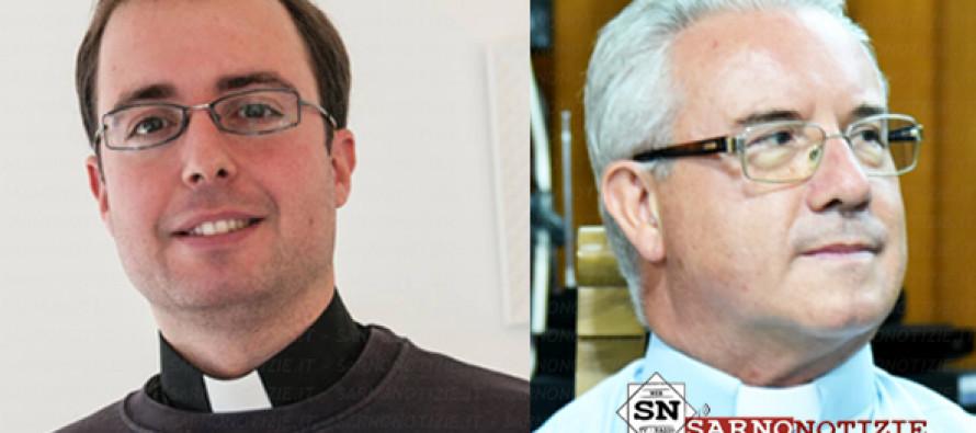 l Vescovo nomina due nuovi parroci a Sarno. Don Domenico e Don Ciro alle parrocchie di…