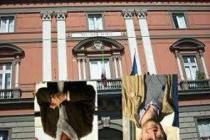 Fotomontaggio choc: Sarno come piazzale Loreto. Dura la condanna