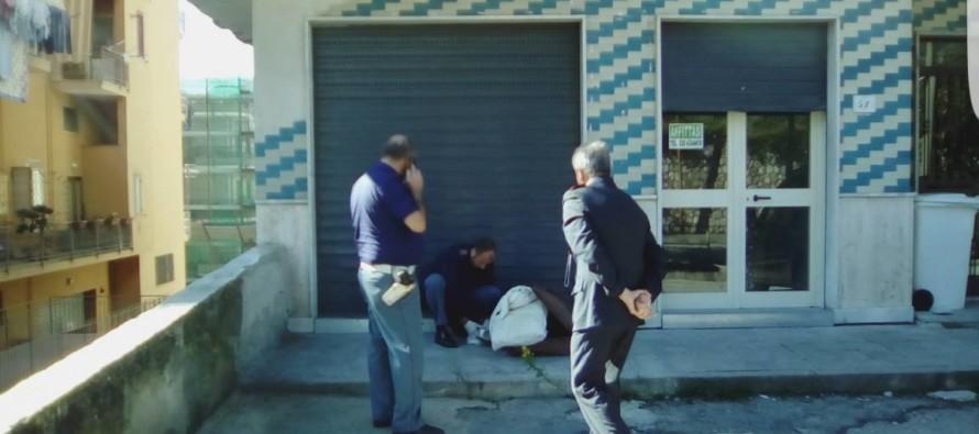 Valigia sospetta, sul posto vigili urbani e polizia