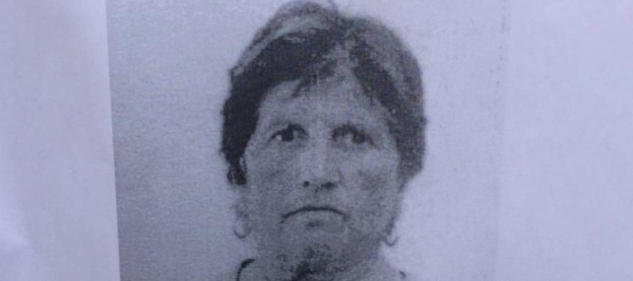 E' scomparsa Caterina Perozziello. La donna si é allontanata da casa e non vi ha fatto più ritorno.