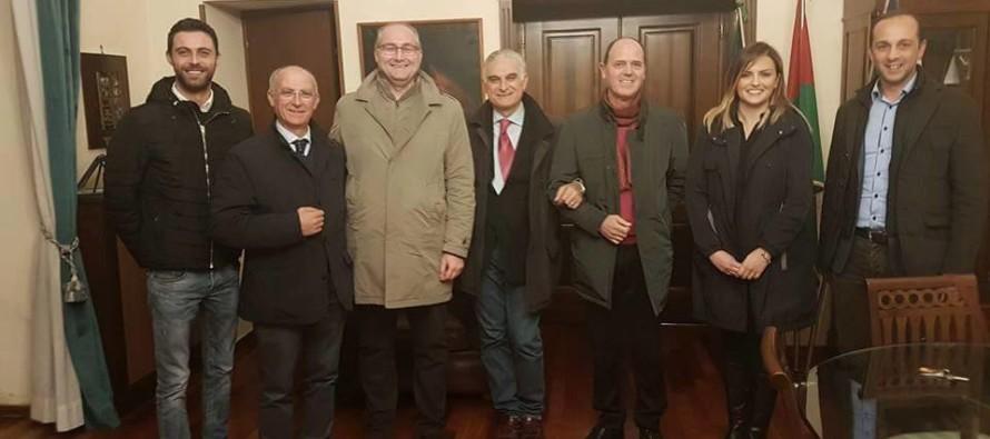 "Quattro sindaci insieme: nasce ""Agro Solidale"""