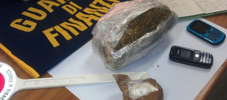 Oltre 20 chili di droga in un appartamento. Arrestati due fratelli