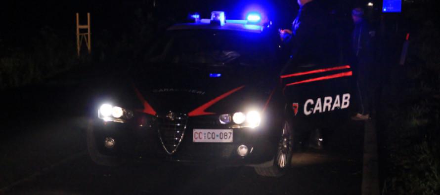 Blitz  in corso nell'Agro, ingente spiegamento di forze dell'ordine