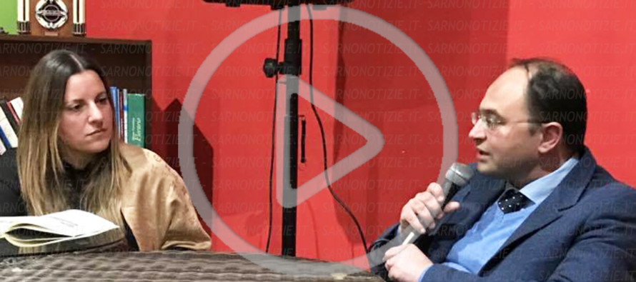 VIDEO | L'esperienza industriale sarnese  raccontata da Gaetano Ferrentino