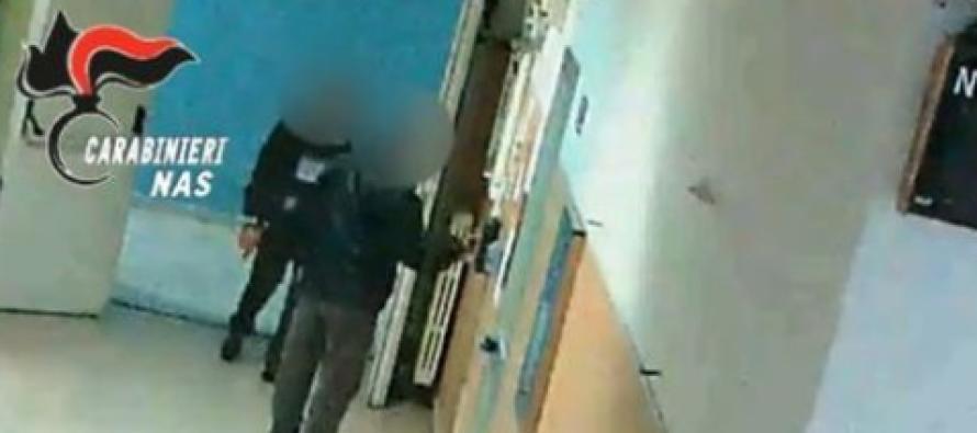 Napoli – Blitz ospedale: arrestati medici, infermieri e impiegati