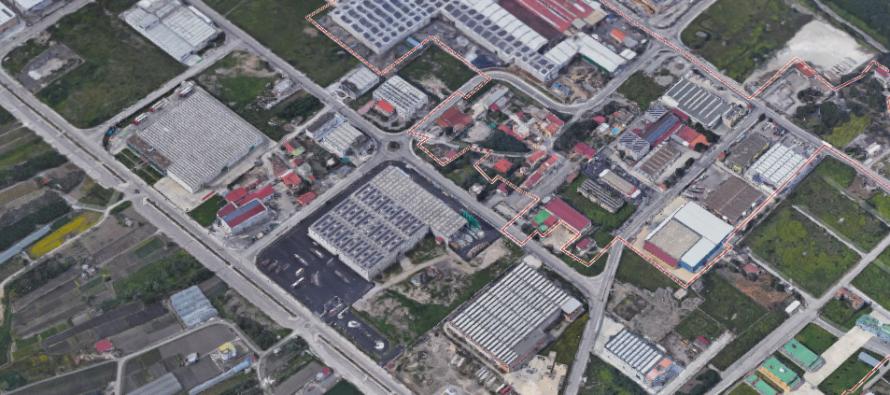 Area industriale con rete elettrica insufficiente. Accordo Enel