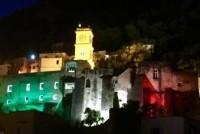 Borgo San Matteo diventa Tricolore per il 25 Aprile