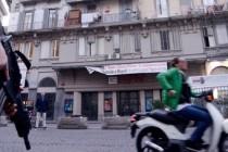 """""""Difenderemo il divertimento"""". I militari dell'Esercito a Napoli.."""