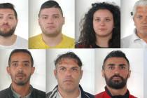 Spaccio e furti: retata ed arresti a Sarno