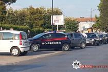 Carro funebre sospetto intercettato dai carabinieri…