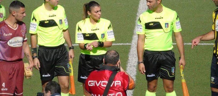 Sarnese -Gragnano: arbitro bocciato. Sviste e contraddizioni