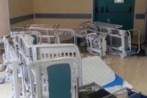 Bimba nasce morta, il papà sfascia l'ospedale