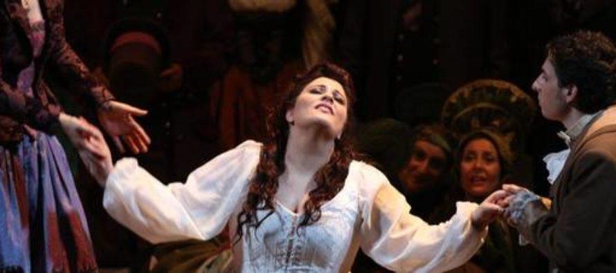 Gilda Fiume, soprano sarnese, al teatro Verdi con la sua«Norma»
