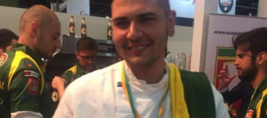 La pizza di Francesco Palumbo conquista l'Australia in una gara mondiale