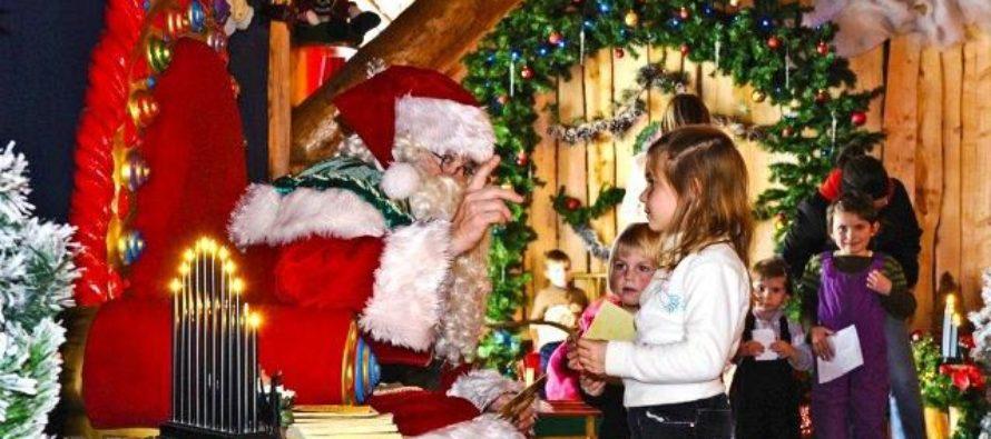 Babbo Natale solidale a Sarno. Partecipa anche tu alla raccolta…